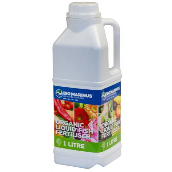 Bio Marinus Liquid Fish Fertiliser 1L