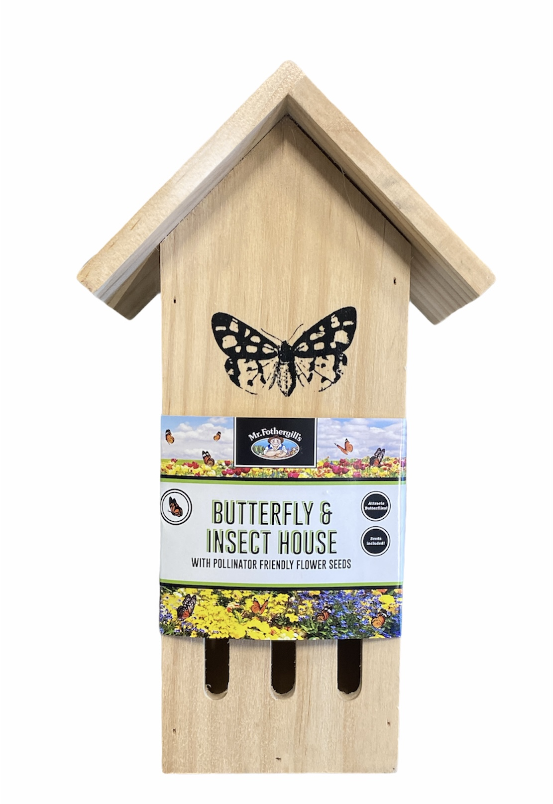 Mr Fothergill/'s Butterfly House