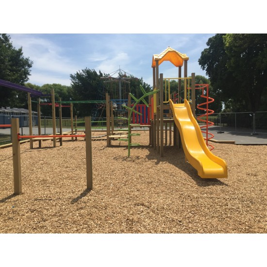 Safe Fall Playground Chip