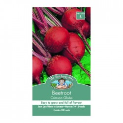 Seeds Beetroot Crimson Globe