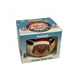 Grass Hair Kit, Rudolph
