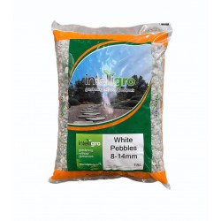 Decorative Pebbles White 15L