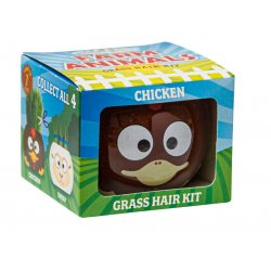 Grass Hair Kit, Chicken