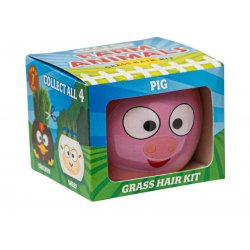 Grass Hair Kit, Pig
