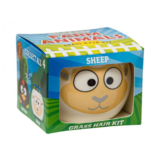 Grass Hair Kit, Sheep