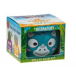 Grass Hair Kit, Triceratops
