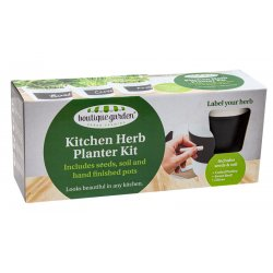 Herb Planter Pots 3 Pack
