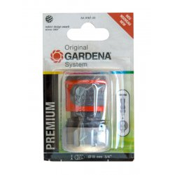 Gardena Premium 19mm Hose Connector