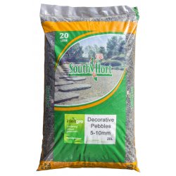 Decorative Pebbles Fine 20L