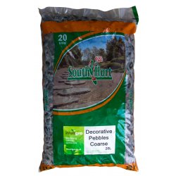 Decorative Pebbles Coarse 20L