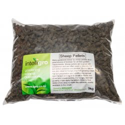 Sheep Manure Pellets 3kg