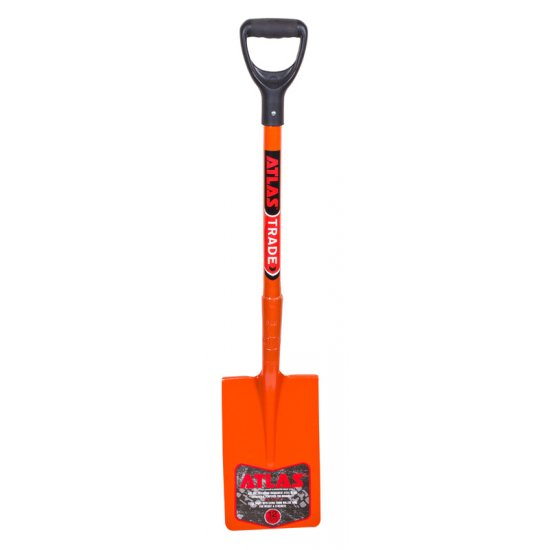 Atlas Trade Contractors Steel Shaft Spade