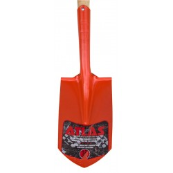 Atlas Trade Long Handle Trenching Shovel