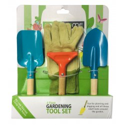 Atlas Home Kids Gardening Tool Set