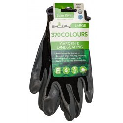Lynn River Showa Gloves Black