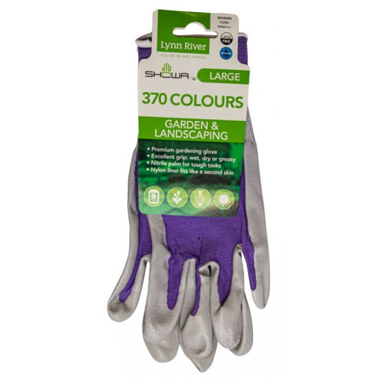 Lynn River Showa Gloves Assorted Colours