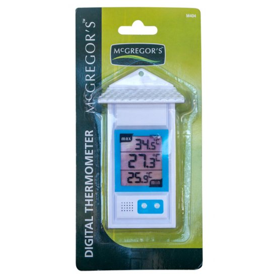 McGregors Digital Thermometer