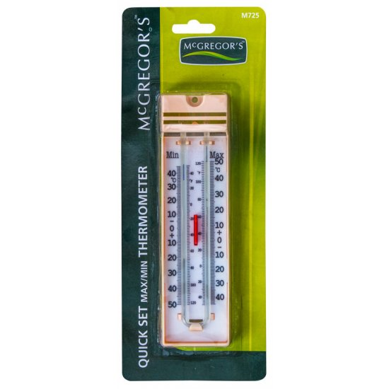 McGregors Quickset Thermometer