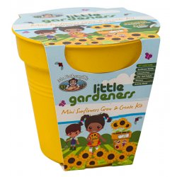 Grow & Create Sunflower Kit