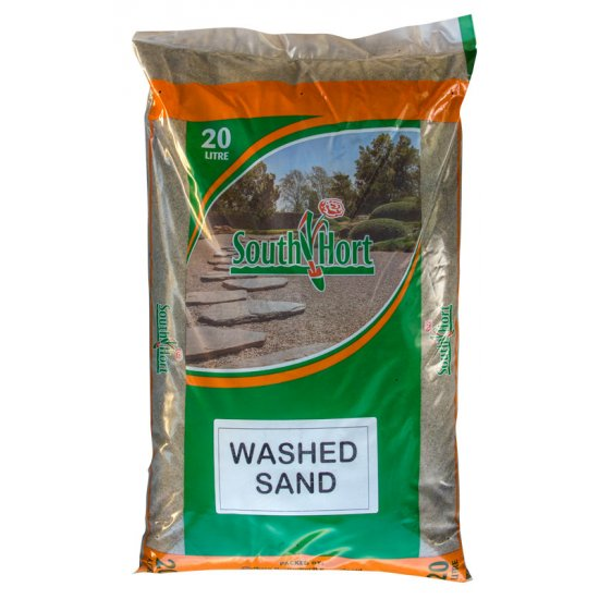 Washed Sand 20L
