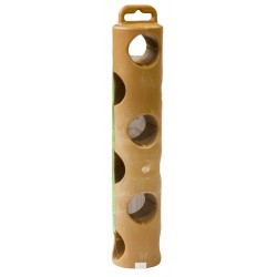 Wild Bird Log Feeder