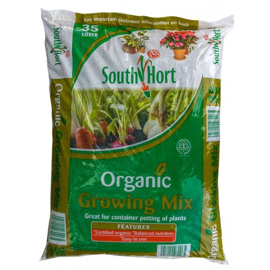 Organic Growing Mix 35L